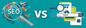 SEO vs. SEM: What's the Difference Between SEO and SEM?